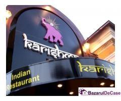 Inchiriere restaurant si catering, Karishma-Indian Restaurant