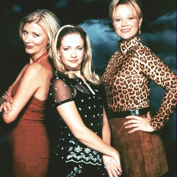 Sabrina, Hilda and Zelda Spellman: By the 1990s, witches were well established as part of everyday TV