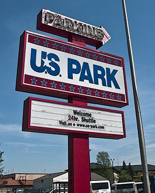 Parking At Detroit Airport : We made easy to find best rates at Detroit off-site airport parking in US Park and your have offered a number of options to meet your needs and budget.