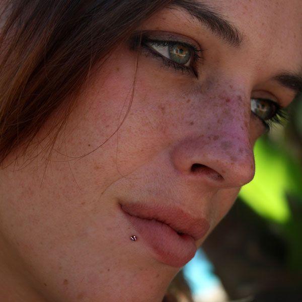 Quality facial pierced jewelery