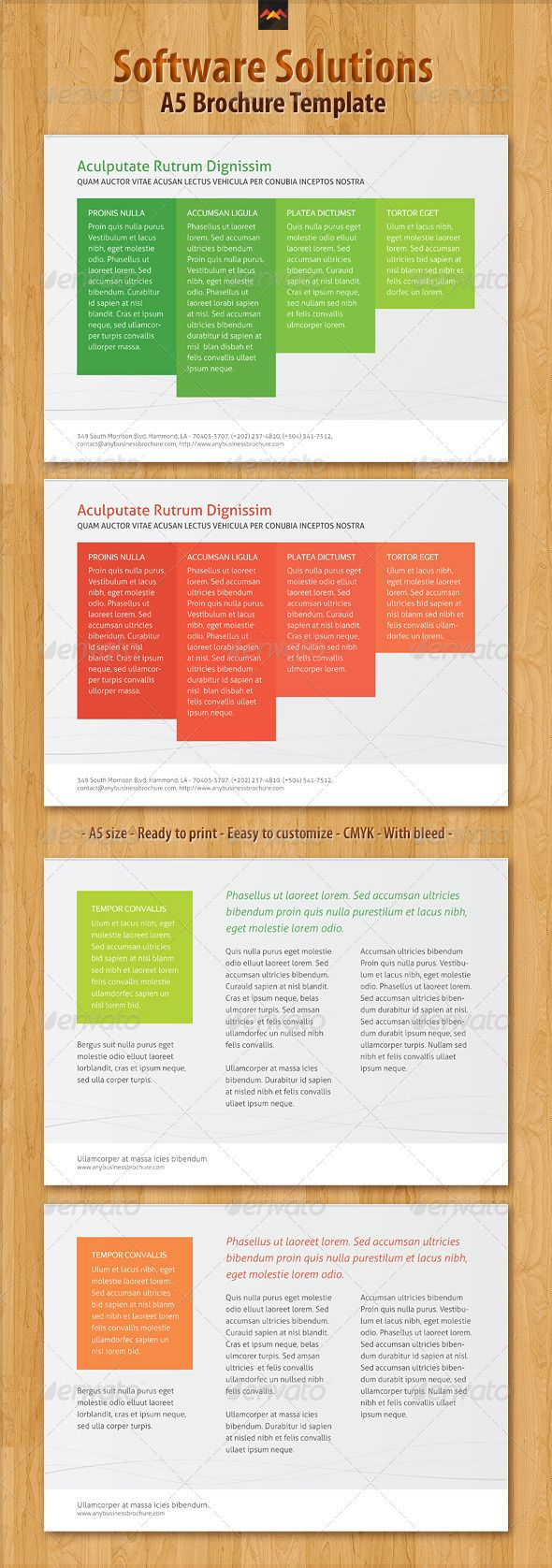 brochure templates for photoshop cs5 - 17 best images about print templates on pinterest the