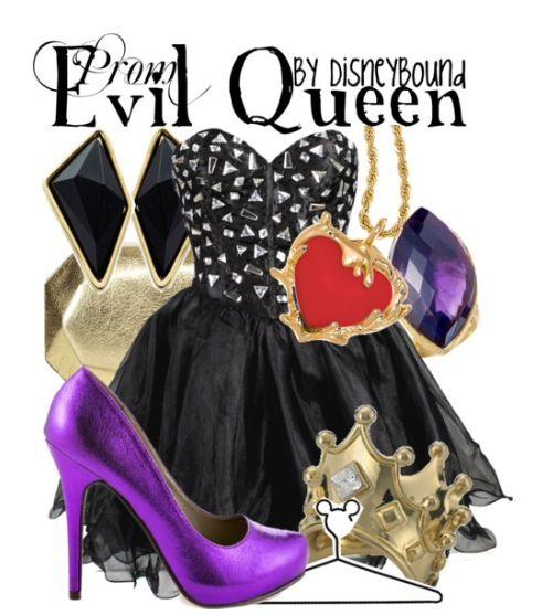 Evil queen prom