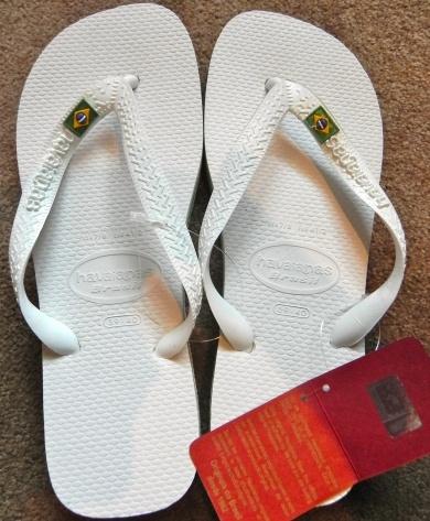 Brazil White - #poshprezzi
