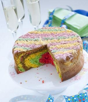 La torta di Carnevale