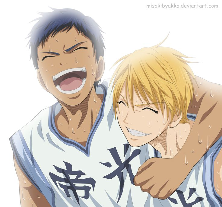 generation of miracles aomine - photo #34