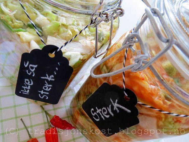 Slik lager du Kimchi - Oppskrift på den Koreanske Nasjonalretten! | Tradisjonskost | Bloglovin'