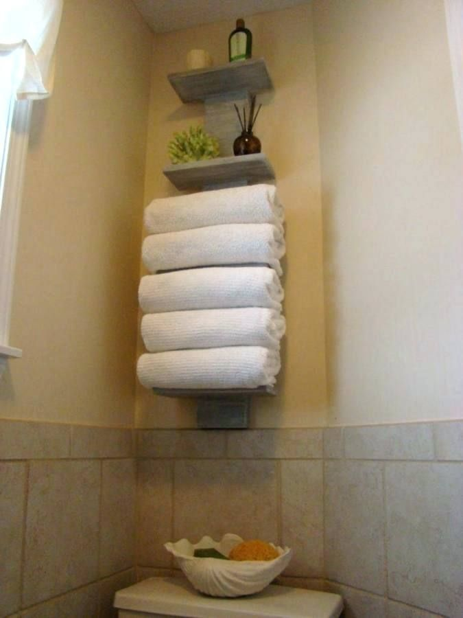 Bathroom Ideas Above Toilet Above Toilet Shelf Bathroom Shelves Over Toilet Bath Bathroom Storage Diy Bathroom Toilet Shelves Bathroom Towel Storage