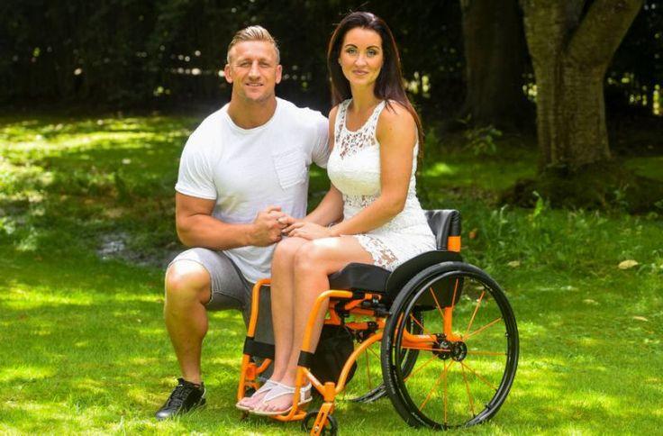 She found love after devastating health crisis