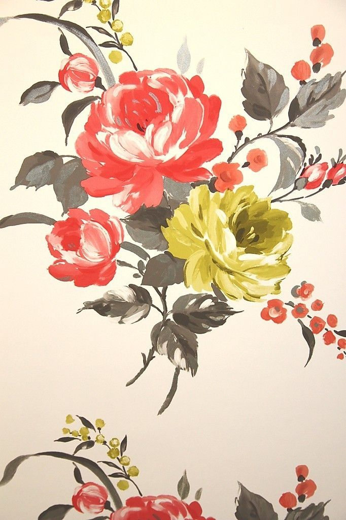Lovely Floral Wallpaper                                                                                                                                                      More