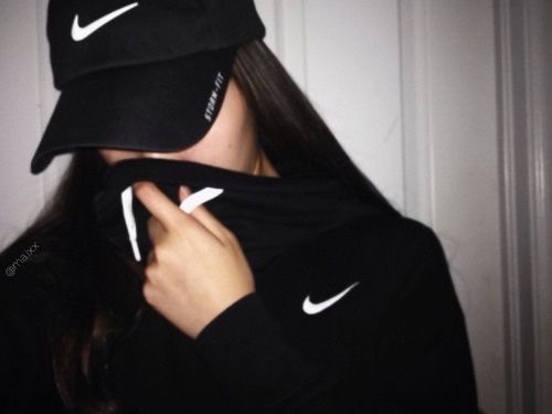 c3f61c0fdf0a7 ... black and white dope hoodie nike  I M OBBSESSED WITH THESE HATS get new  3623d bedc8  hat nike tumblr - Google Search accessories in 2018 Pinterest  Nike