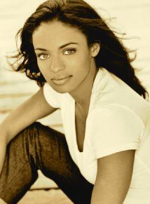 Kandyse McClure might be my Kenzie.