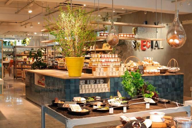 Les 17 meilleures images du tableau espace retail sur pinterest espace mai - Maison de tokyo paris ...