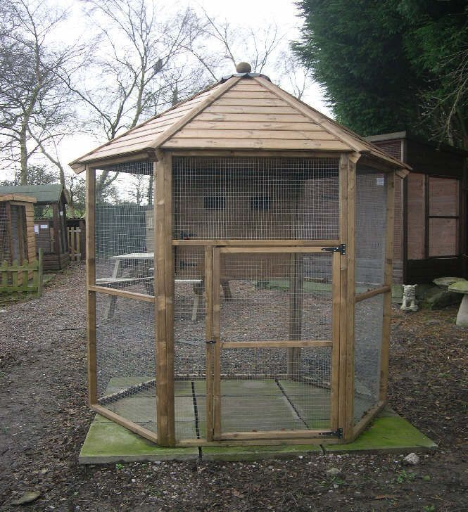 Wood Bird Shelter : Bird cages shelters and pets on pinterest