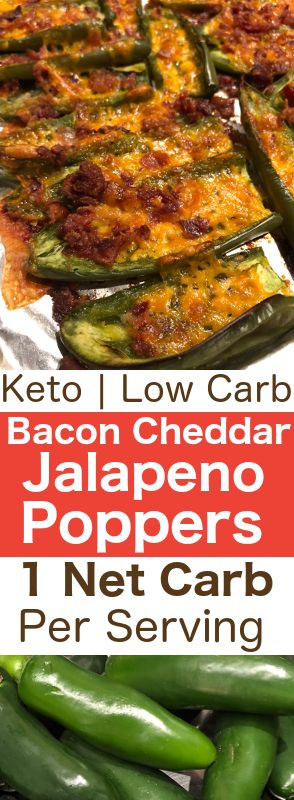 If you've been craving keto jalapeno poppers, look no further! We've created the perfect low carb jalapeno pepper recipe. It's cheesy & delicious!