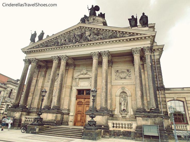 Pantheon in Dresden