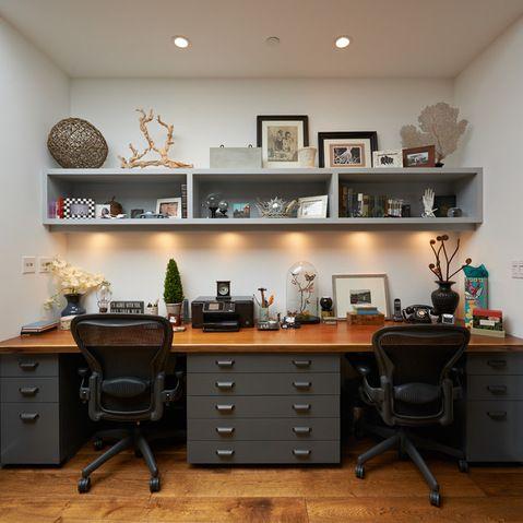 25 Best Ideas About Shelves Above Desk On Pinterest Desk Space Imac Desk