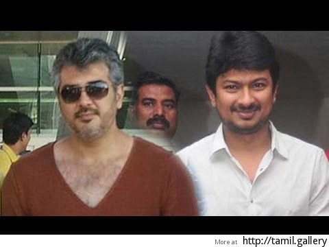 Udhayanidhi Stalin to produce Ajith's next? - http://tamilwire.net/52760-udhayanidhi-stalin-produce-ajiths-next.html