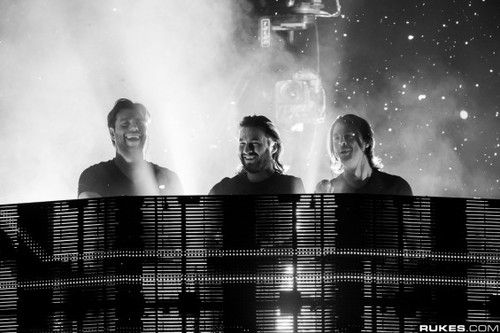 Swedish House Mafia, o fim do trio
