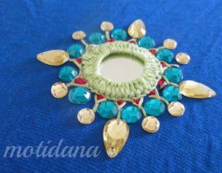shimmering shisha ,mirror work , indian embroidery using thread , mirror and kundan stones