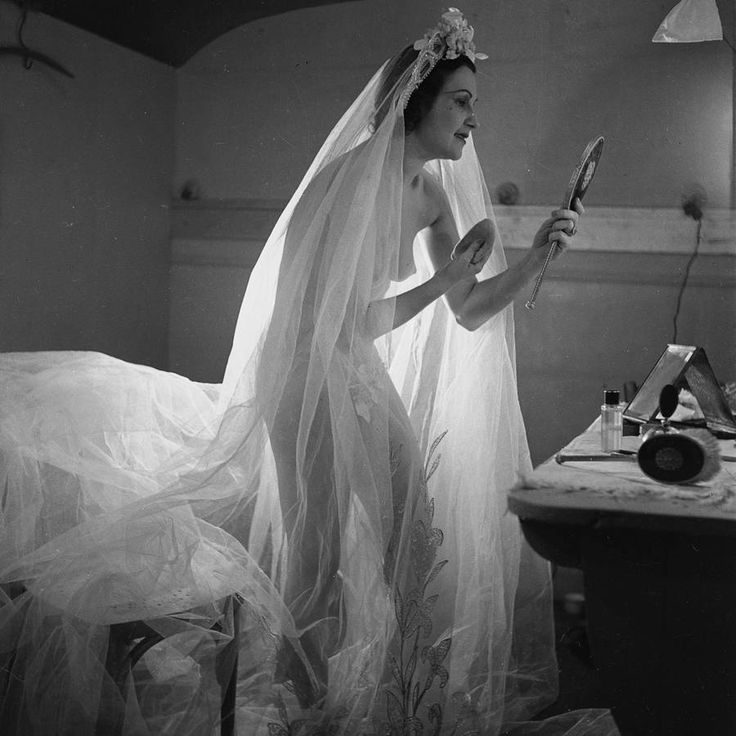 Girl in her dressing room at the Folies-Bergere. P (With
