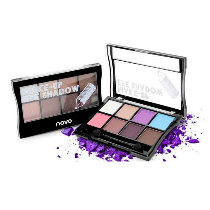 Spring Sexy 8 Earth Colors Matte Glitter Eyeshadow Palette long Lasting Cosmetics Makeup Eye Shadow Palettes