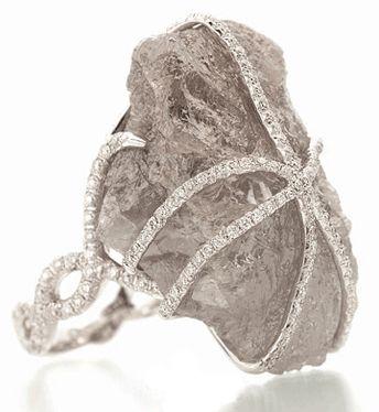 diamond in the rough diamond ring