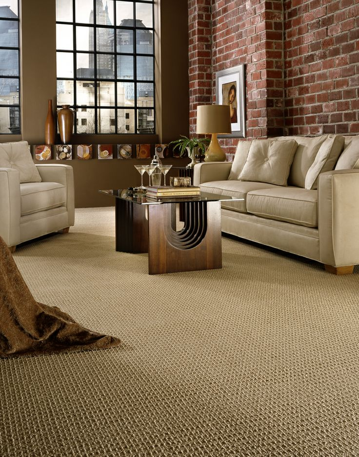 Loop Stylish Grid Loop Carpet Brings Softness To