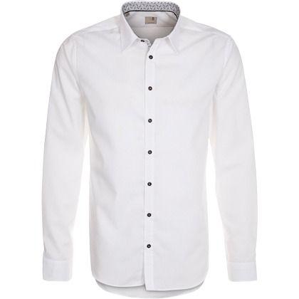 Elegantes weißes #Hemd von #Seidensticker #Schwarze #Rose. Das Hemd eignet sich toll für den #Businesslook. ab 39,95 €