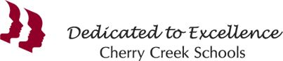 District News    CHerry Creek High School.... Colorado