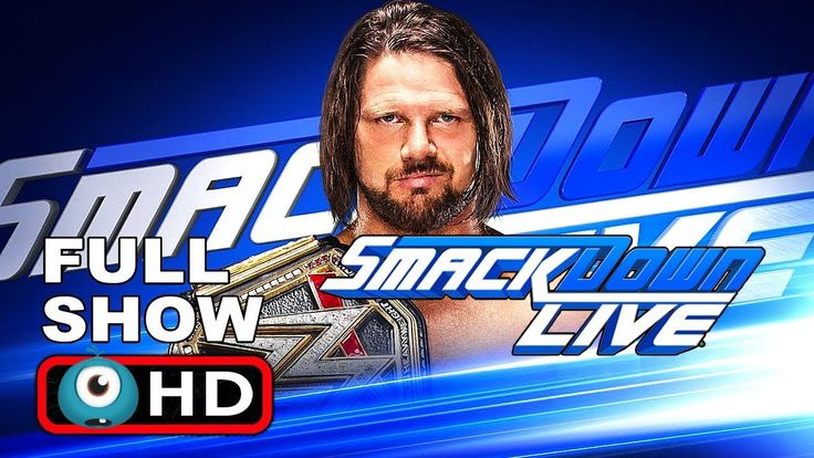 WWE SMACKDOWN 27/12/2017 FULL SHOW HD - WWE SMACKDOWN 27 DECEMBER 2017 H... #sdlive #smackdown #wwe #wrestling #ajstyles