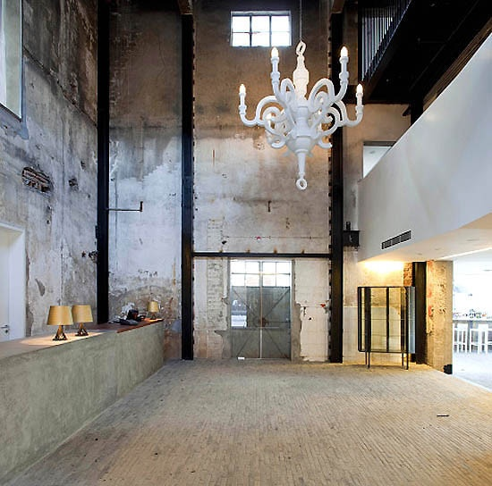 Neri Hu Design And Research Office Located Near The Cool Docks In Shanghai China 19 Room Boutique Hotel Was Built Into