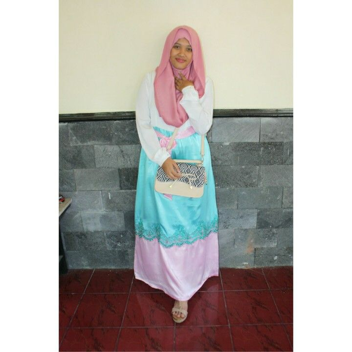 Hijab look... Happy Ied Mubarak...