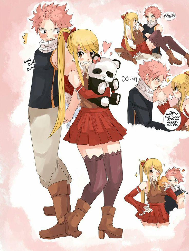 anime fairy tail nalu: 6679 Best Fairy Tail/NaLu Images On Pinterest