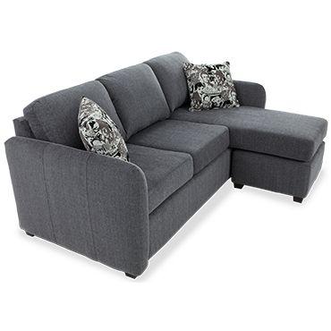 Sofa-lit avec matelas à ressorts BEAUTYSLEEP de Simmons (1037-87-B.SLEEP)