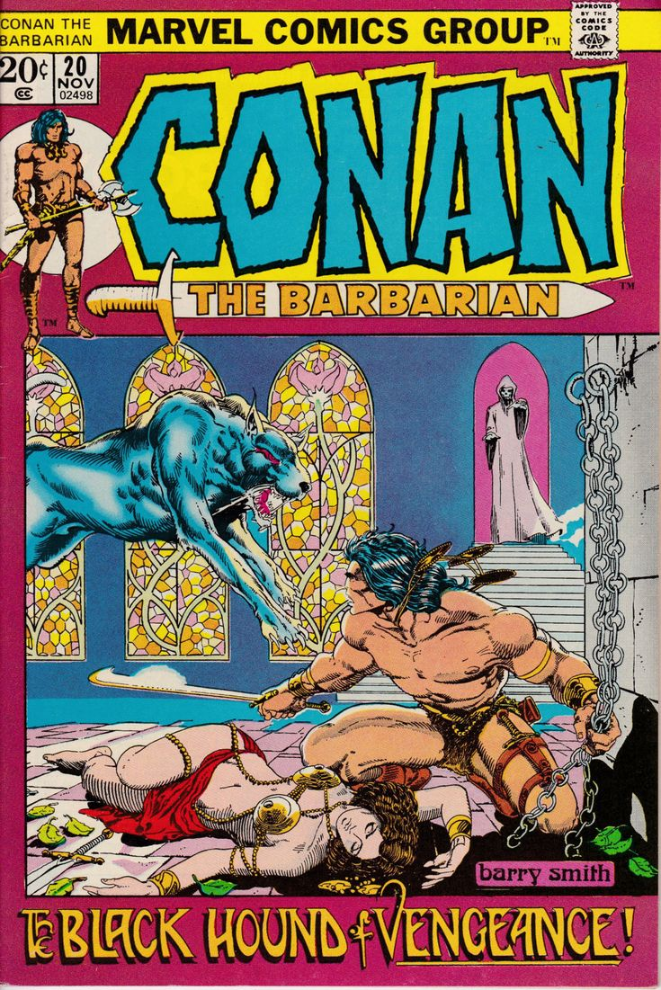 Check out this cool title in our#etsy shop: Conan The Barbarian #20 November 1972 - Marvel Comics - Grade VF http://etsy.me/2oKrvRu #booksandzines #comic #conanthebarbarian #comicbook #marvelcomics #conancomics #fantasycomics #comicbooks #marvel