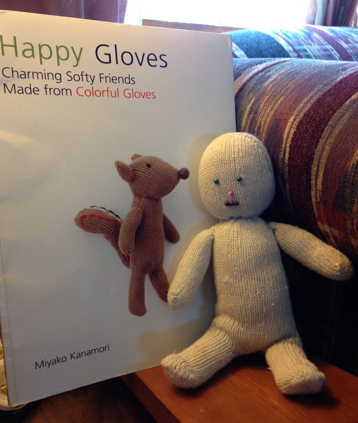 Elizabeth Glovely:  Happy Gloves by Miyako Kanamori. Made by northstar62 (work in progress here)