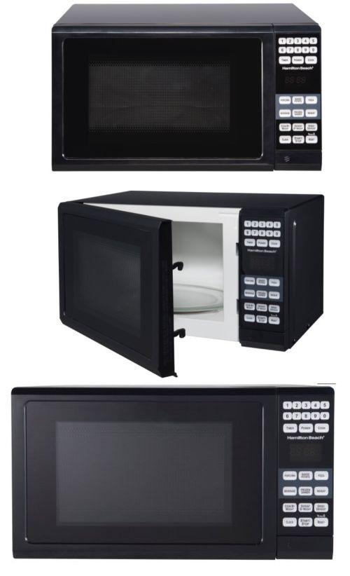 0 7 Cu Ft 700w Countertop Microwave Countertop Microwave