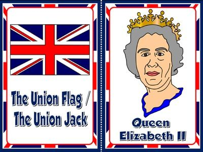 The United Kingdom - Posters