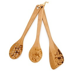 Bamboo Utensils That Are Way Cute.