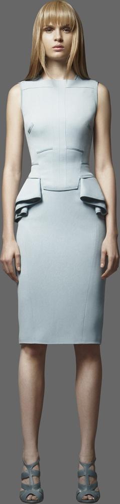 #ELIE SAAB - Ready-to-Wear - PreFall 2012 I want this dress...