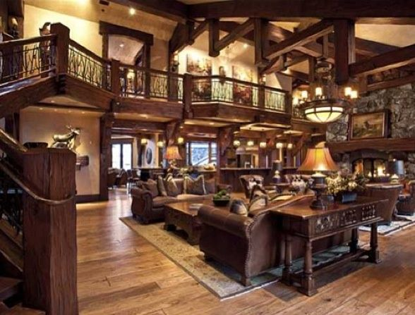 Love the wood colors