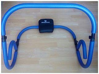 Nimrodel AT´s Foto, Bastel- und Produkttestblog: Bauchwegtrainer ohne Anleitung