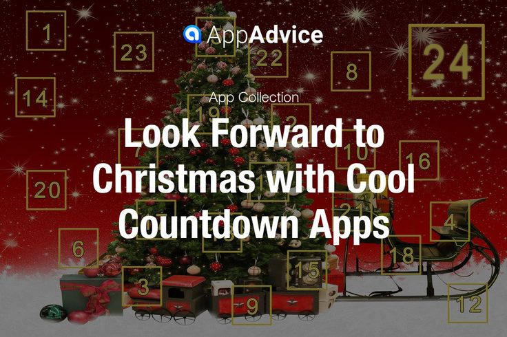 Christmas Countdown Apps