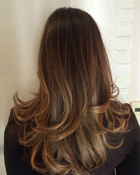 Winter is definitely the time to go a little richer on your color, if you're feeling inclined to. That doesn't of course mean you'll be without highlights, but rather a little darker at the base. P...