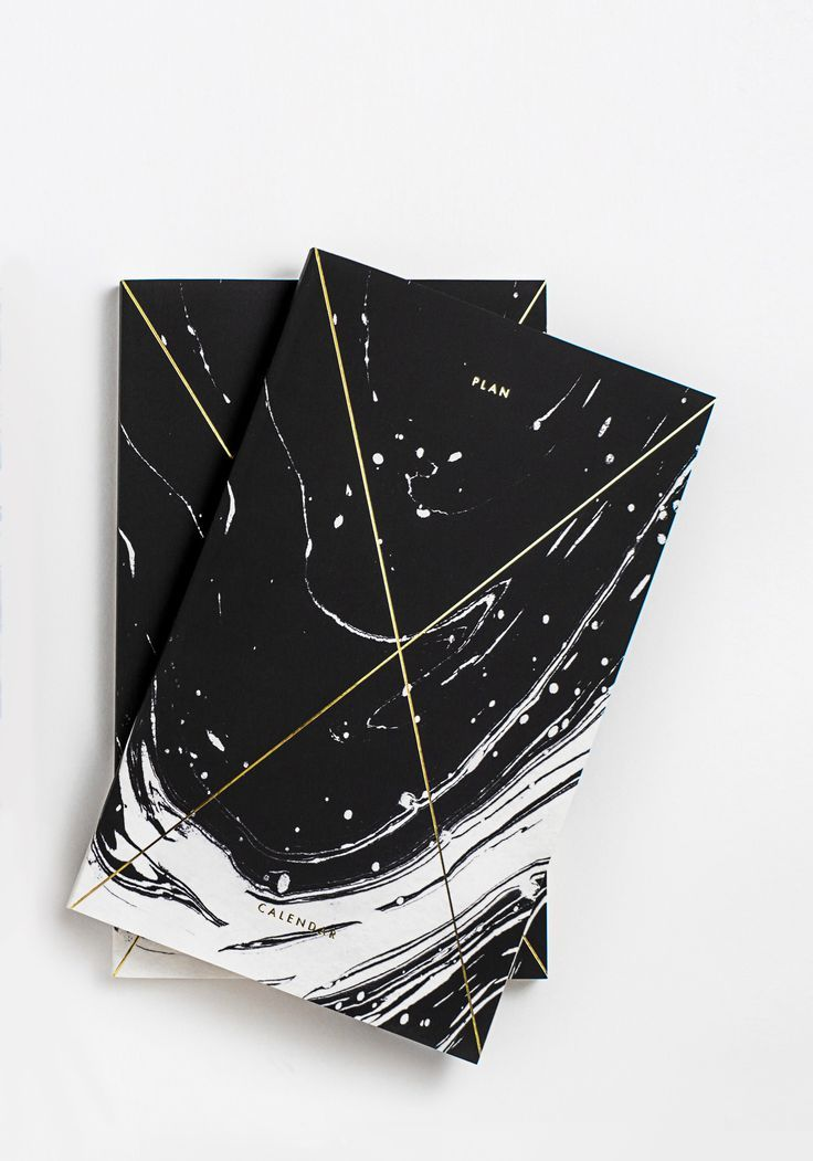 we like a black white and gold marble combination to draw inspiration from. We like a clean white background with touches of gold splatter. However, the marbled design is a favorite of ours. Refer to business cards for specific inspiration.