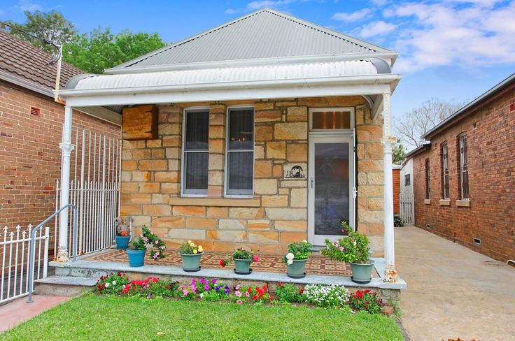 Character stone cottage with level garden - 18 Starling Street Lilyfield at Pilcher Residential