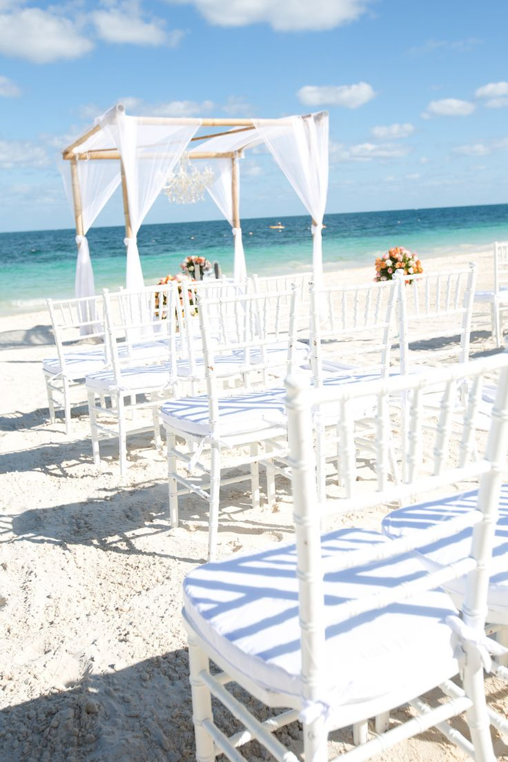 Mexico Wedding at Now Sapphire Resort from NC Photography