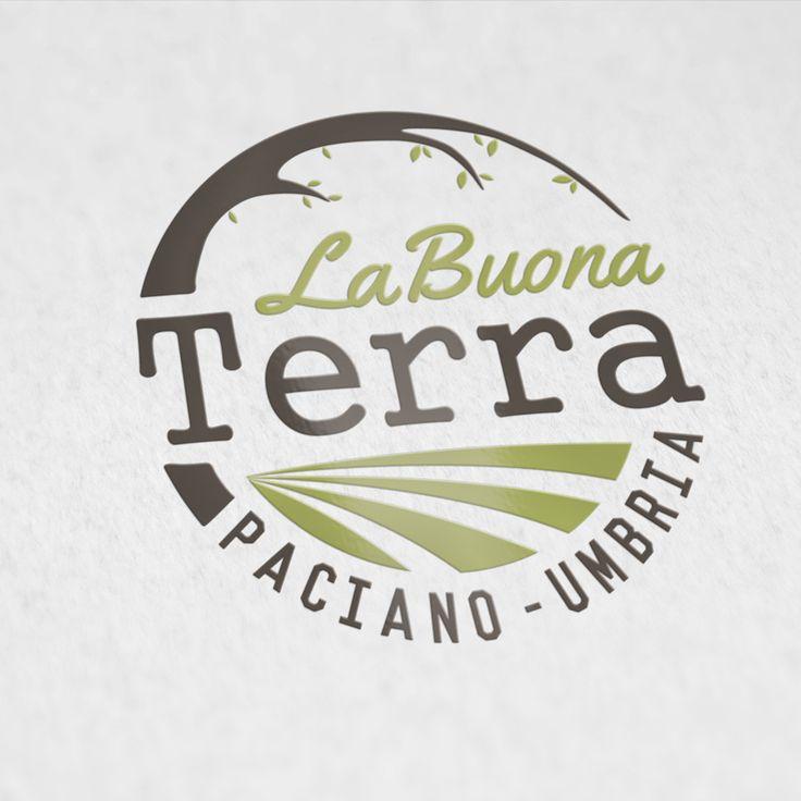 Grafica Logo Azienda Agricola http://www.davidemancinelli.it