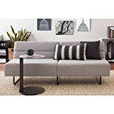 #ad  #6: Sofa Bed,Modern Upholstered 3 Position Fulton Sofa Bed Is Perfect For Small Space Living - Gray  Sofa Bed,Modern Upholstered 3 Position Fulton Sofa Bed Is Perfect For Small Space Living - Gray     by Mainstay     1 used & new  from  $318.58   (Visit the  Hot New Releases in Sofas & Couches  list for authoritative information on this product's current rank.)  https://www.amazon.com/Modern-Upholstered-Position-Fulton-Perfect/dp/B076937BXK/ref=pd_zg_rss_nr_hg_3733551_6?ie=UTF..