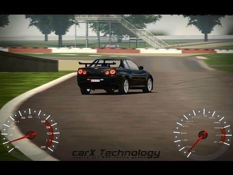 Audi tt rs drift game
